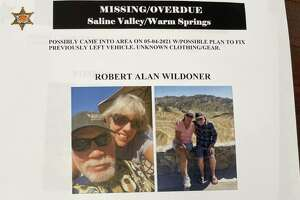 Missing poster for Robert Alan Wildoner.