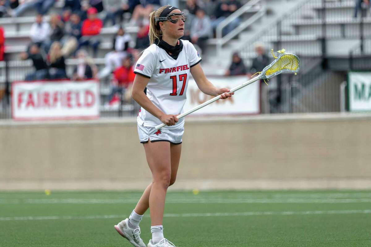 Kelly Horning has helped lead the Fairfield women's lacrosse team to the NCAA tournament.