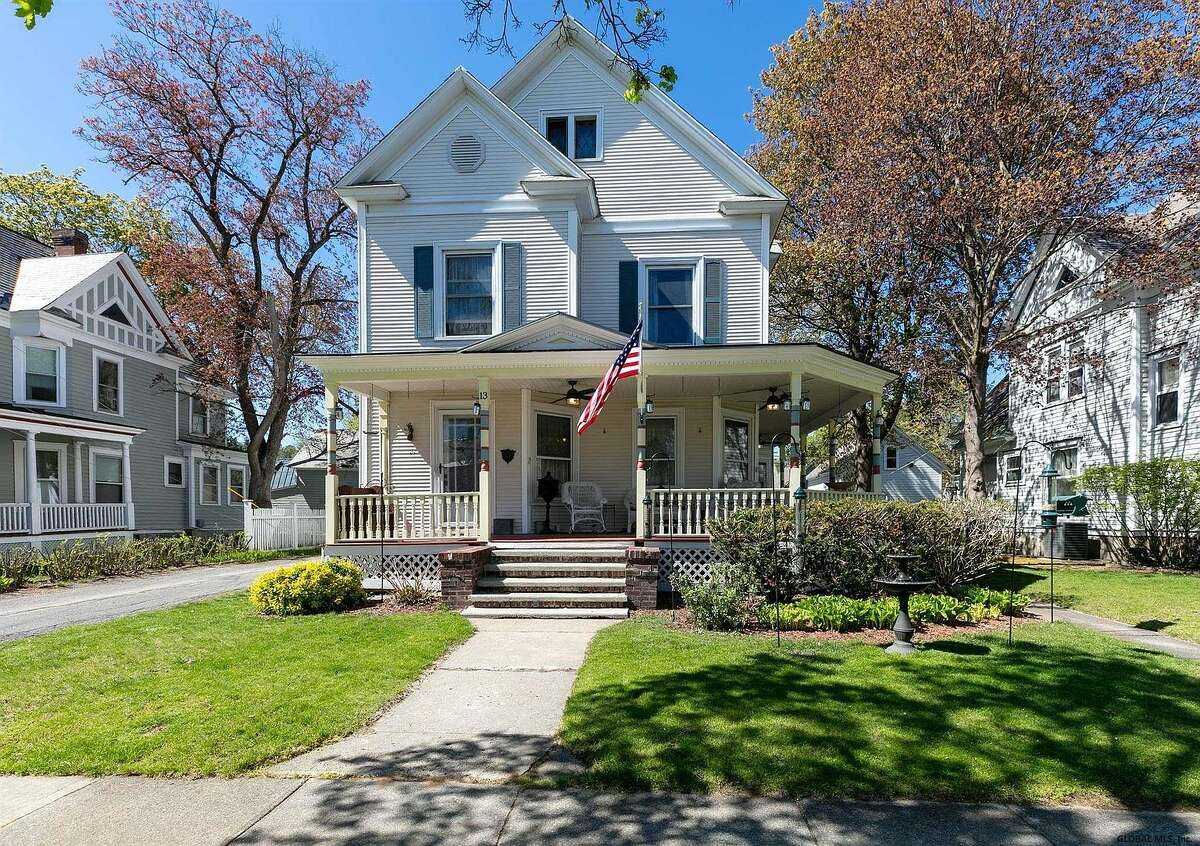 $320,000.13 Lincoln Ave., Glens Falls, 12801. View listing.