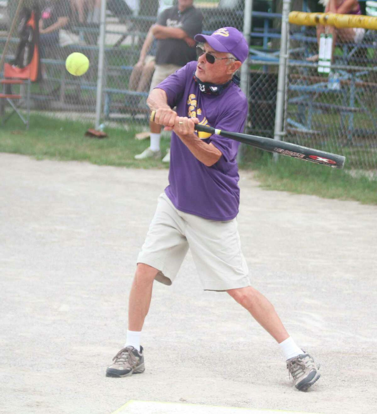 The Manistee Senior Softball team plans to hold pickup games at 10 a.m. on the First Street Beach field of Manistee every Monday, Wednesday and Friday throughout the 2021 season. (News Advocate file photo)