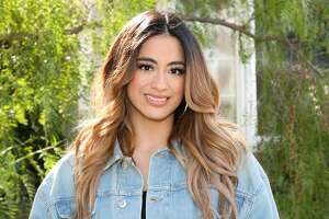 """UNIVERSAL CITY, CALIFORNIA - JANUARY 28: Singer Ally Brooke visits Hallmark Channel's """"Home & Family"""" at Universal Studios Hollywood on January 28, 2020 in Universal City, California. (Photo by Paul Archuleta/Getty Images)"""