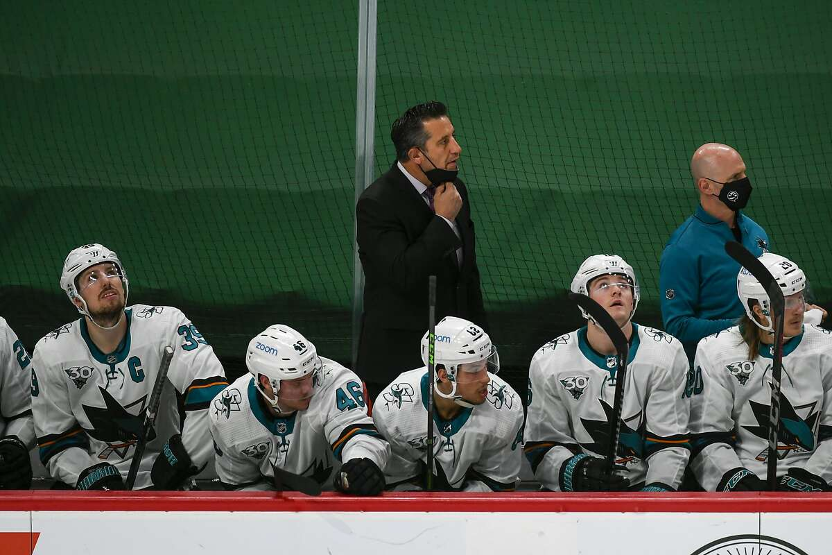 San Jose Sharks head coach Bob Boughner likely won't lose his job despite his team missing the playoffs for a second consecutive season - something that hadn't happened in nearly a quarter-century.