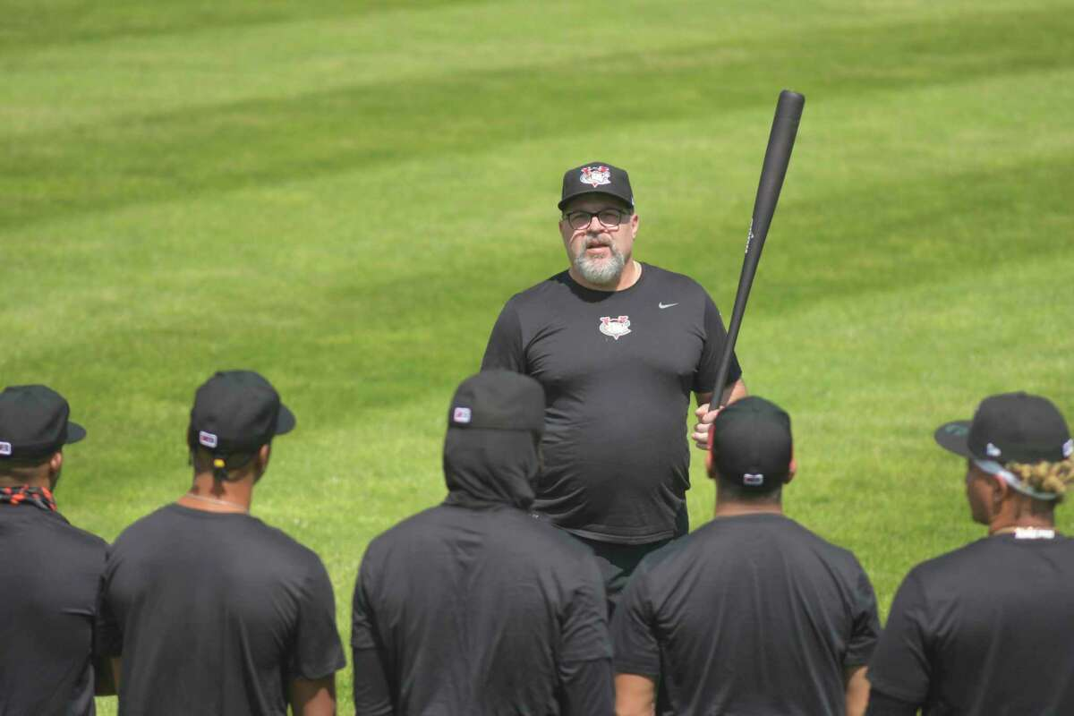 Tri-City ValleyCats manager Pete Incaviglia said the quality of play in the Frontier League is a couple of steps higher than the New York-Penn League.