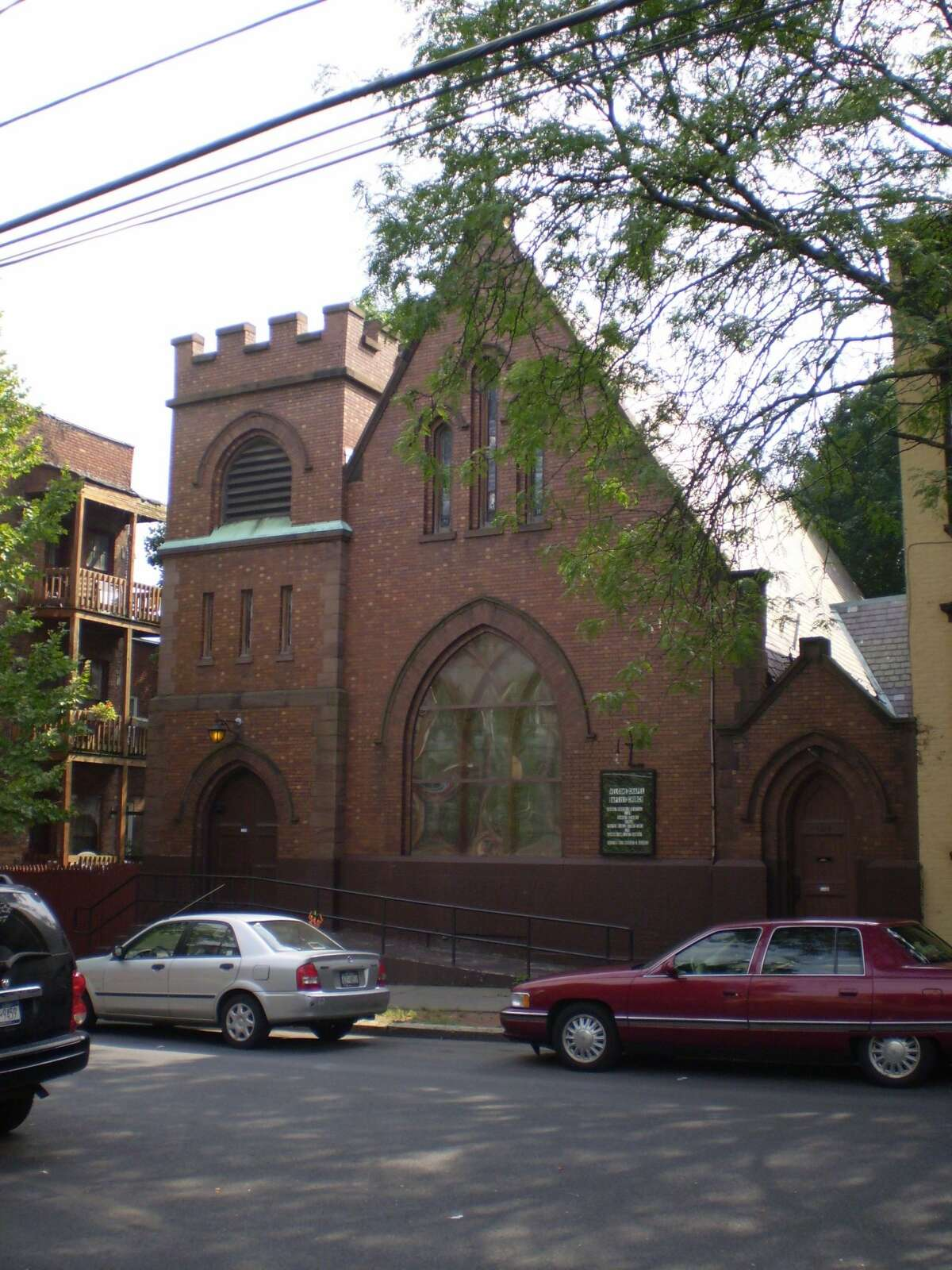 Welcome Chapel Missionary Baptist Church in Albany.