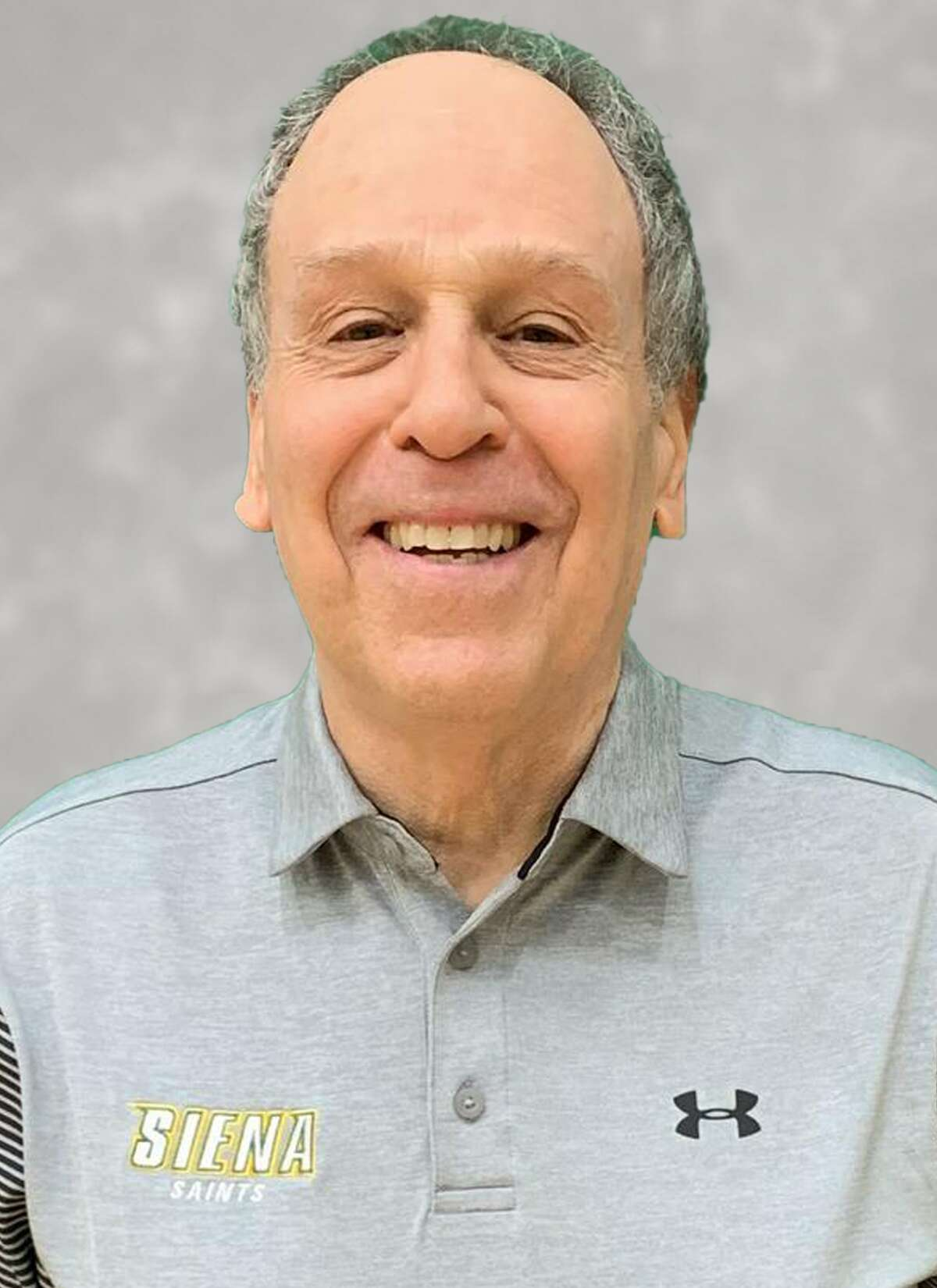New Siena basketball assistant coach Bobby Castagna spent 19 years as a Utah Jazz scout after coaching Carmen Maciariello at New Hampshire. (Siena athletic communications)