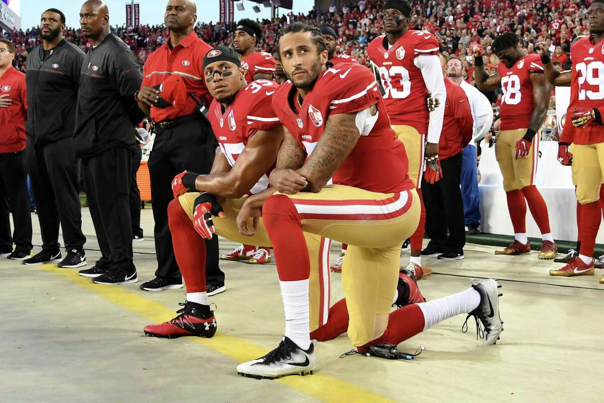 The same issues Colin Kaepernick's critics cite - creating a media circus and questionable loyalty to professional football - also apply to Tim Tebow.