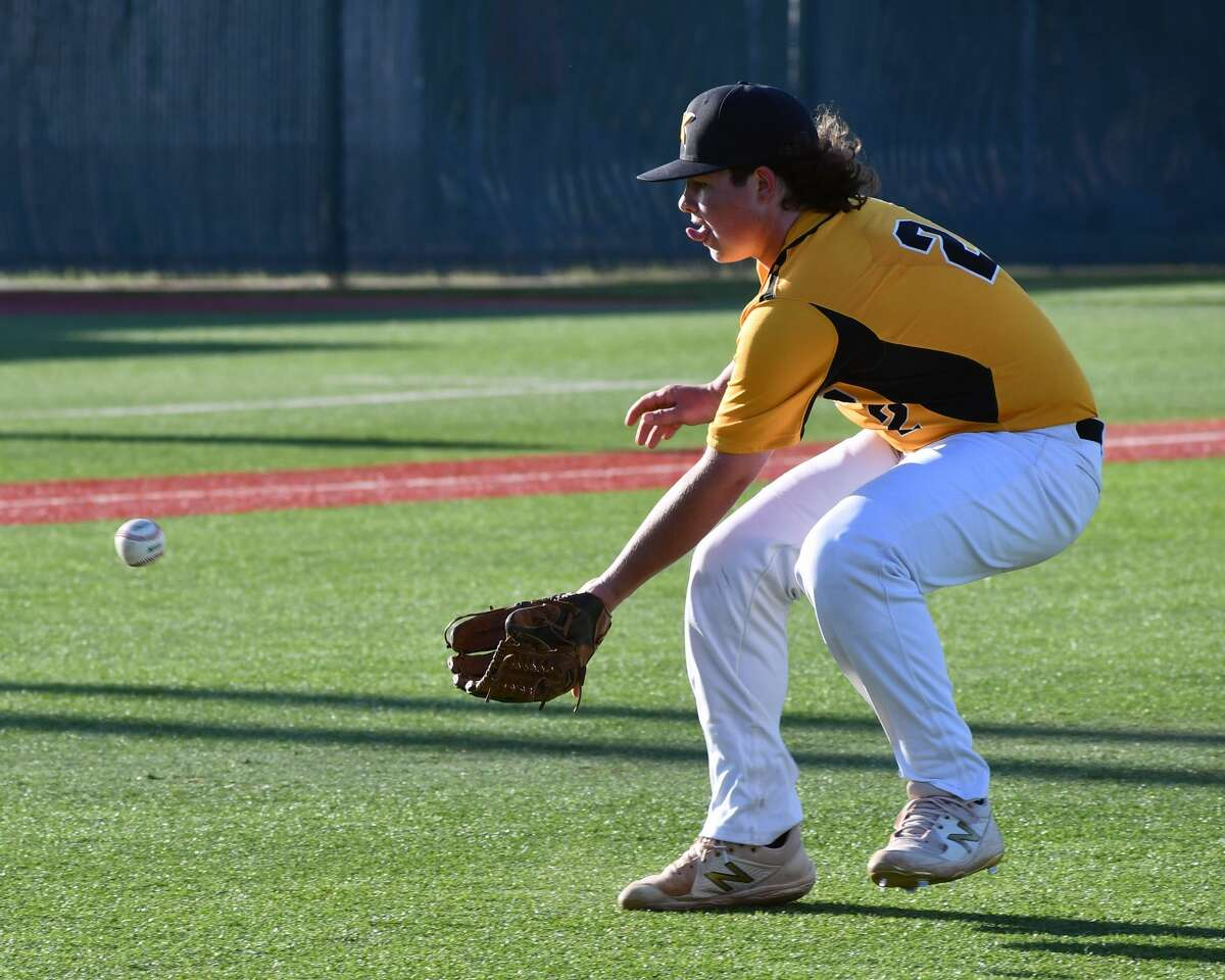 Kress defeated Crosbyton 3-0 in a Class 1A UIL region quarterfinal baseball game on Thursday at Lubbock-Cooper in Woodrow.