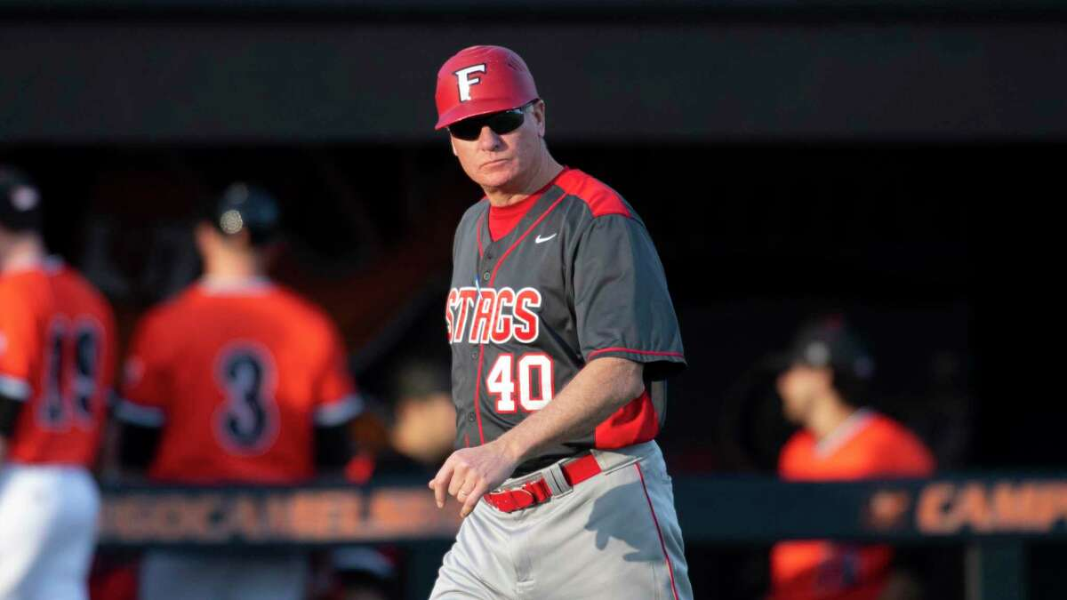 Fairfield coach Bill Currier is in his ninth season with the Stags. Prior to comin to Fairfield he spent 22 seasons as the head coach at his alma-mater Vermont, amassing 486 wins. He has 736 total career wins.