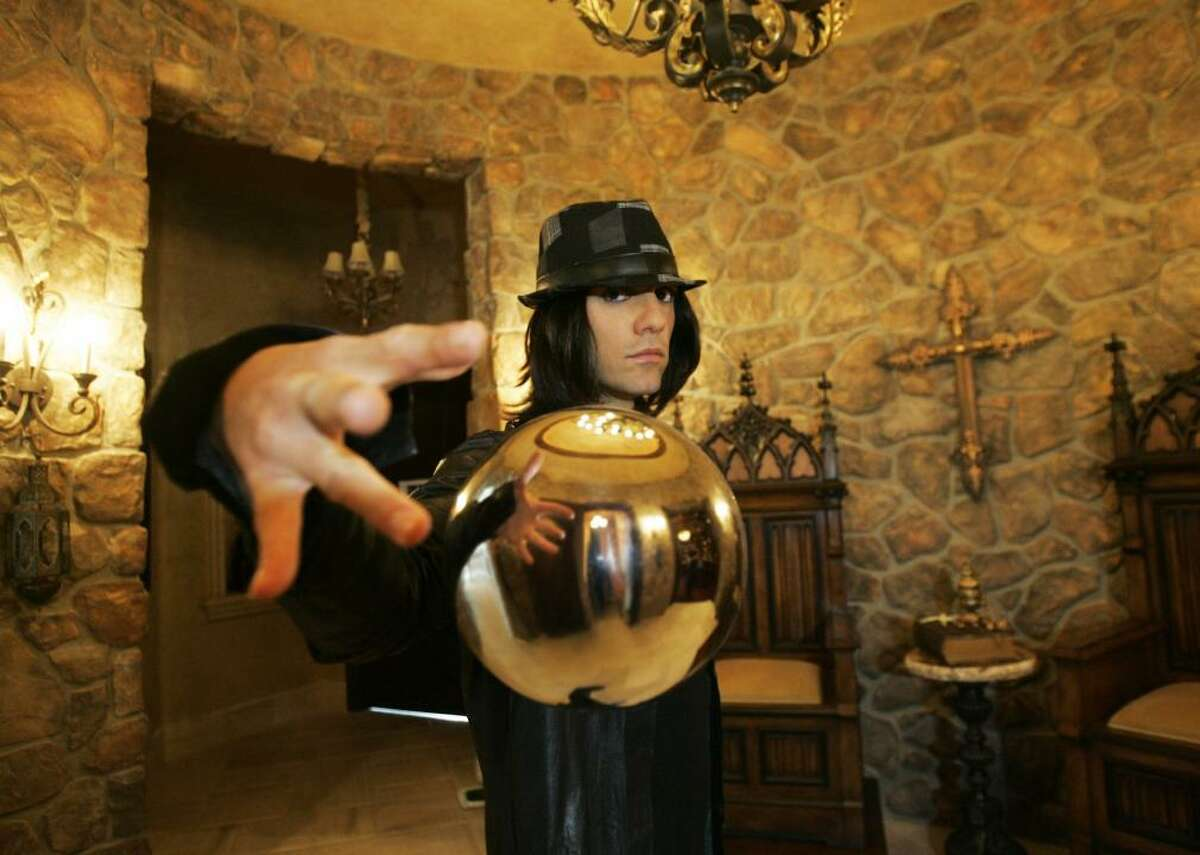 """#100. Criss Angel Mindfreak - IMDb user rating: 5.8 - Years on the air: 2005-2010 Criss Angel first appeared on TV in 1994 on ABC's """"Secrets."""" """"Midfreak,"""" which ran on A&E, follows Angel as he performs street magic and illusion-based public stunts. He wrapped up his Vegas show, """"Mindfreak Live,"""" in 2018 after more than 4,000 shows."""