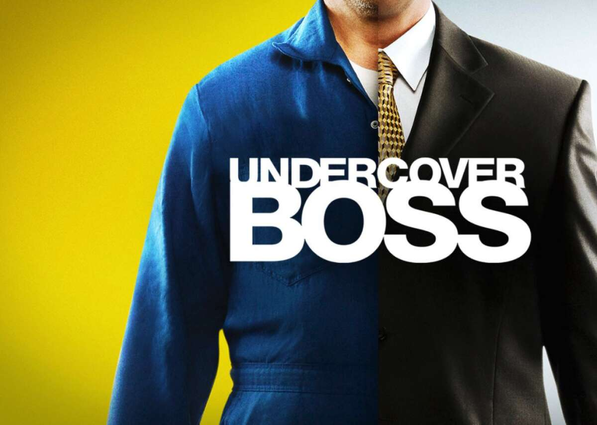 """#99. Undercover Boss - IMDb user rating: 5.8 - Years on the air: 2010-present In case the world needed more reasons not to trust upper management, each episode of """"Undercover Boss"""" features a higher-up posing as an entry-level worker to experience how the other side lives and works. Each episode ends with the boss absorbing tough-earned lessons about how workers could be treated better."""