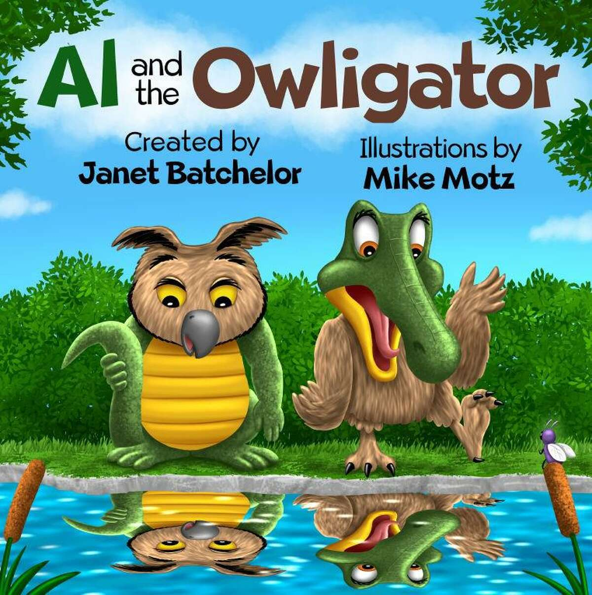 Janet Allen Batchelor announces the publication of a timely and unifying children's picture book,