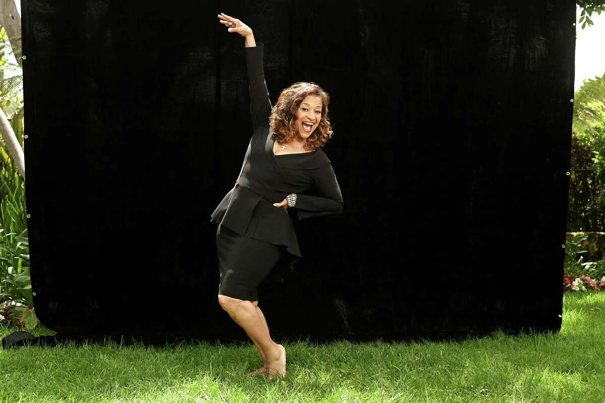 Debbie Allen: dancer, actress, choreographer, director, backstage leader, booster of others' careers and now a Kennedy Center honoree.