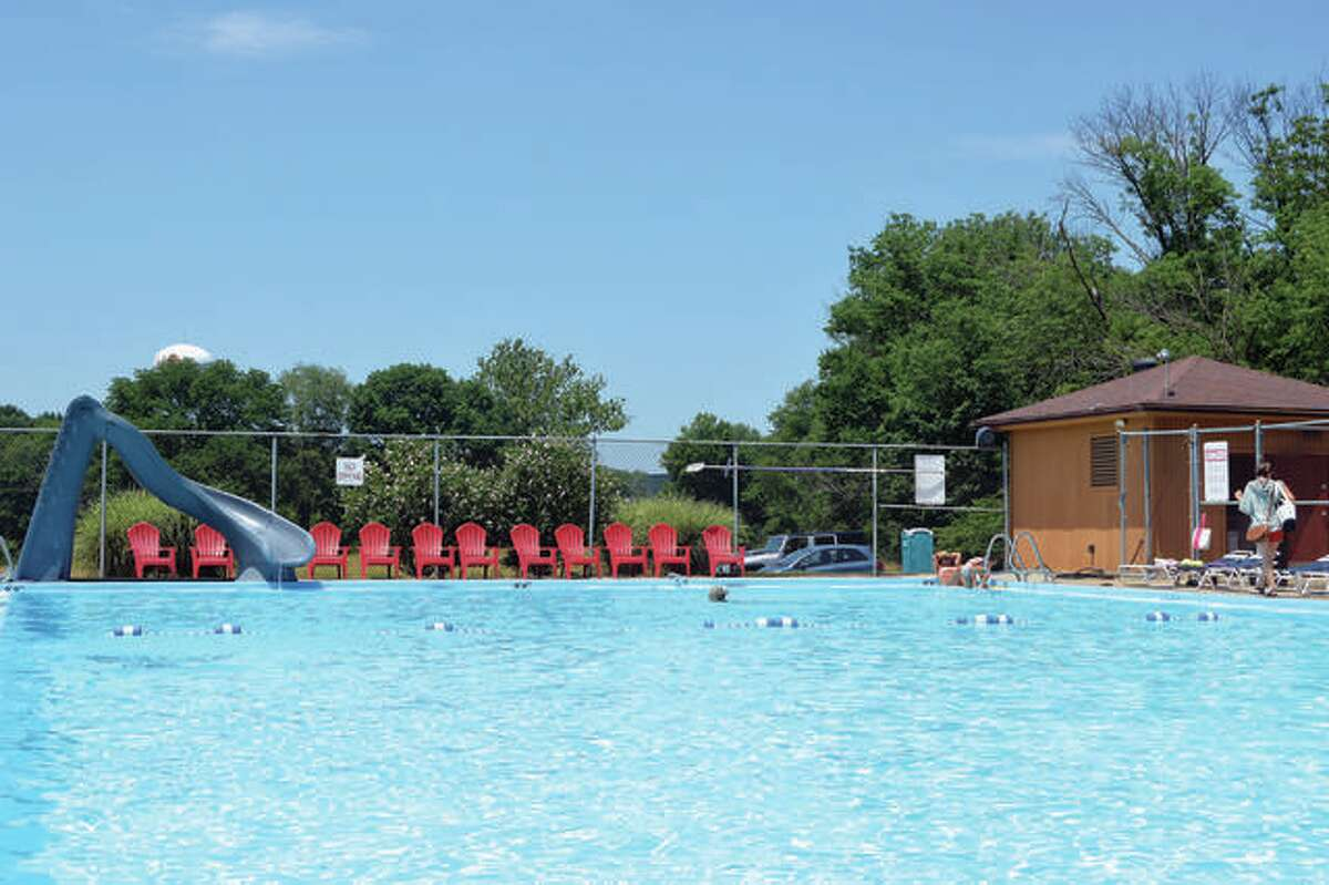 The SIUE Pool in a shot from 2016. The pool was closed in 2020 and will remain so for 2021.