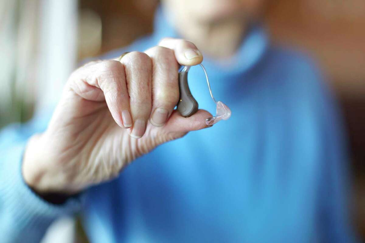 The attorney general is asking Michigan residents to be wary of hearing aid scams, and that not all devices sold online meet FDA approval for treating hearing loss. (Courtesy Photo/Getty Images)