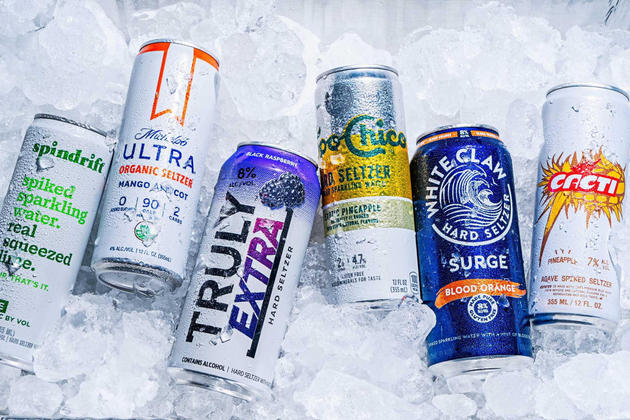 What's the best hard seltzer? We tried 18 new flavors to find out.