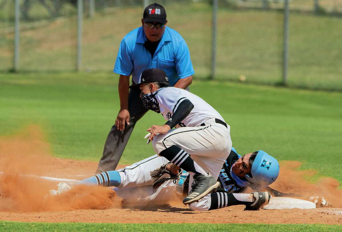 United South dropped its series opener against Edinburg Vela 4-3 on Thursday. The Panthers aim to keep their season alive with a win in Game 2 Friday.