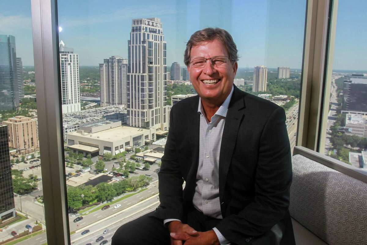 Steve Stephens, CEO of Houston-based Amegy Bank credits the CARES Act for keeping banks solvent during the pandemic. The act, signed into law in March 2020, pumped $2.2 trillion in relief into the U.S. economy.
