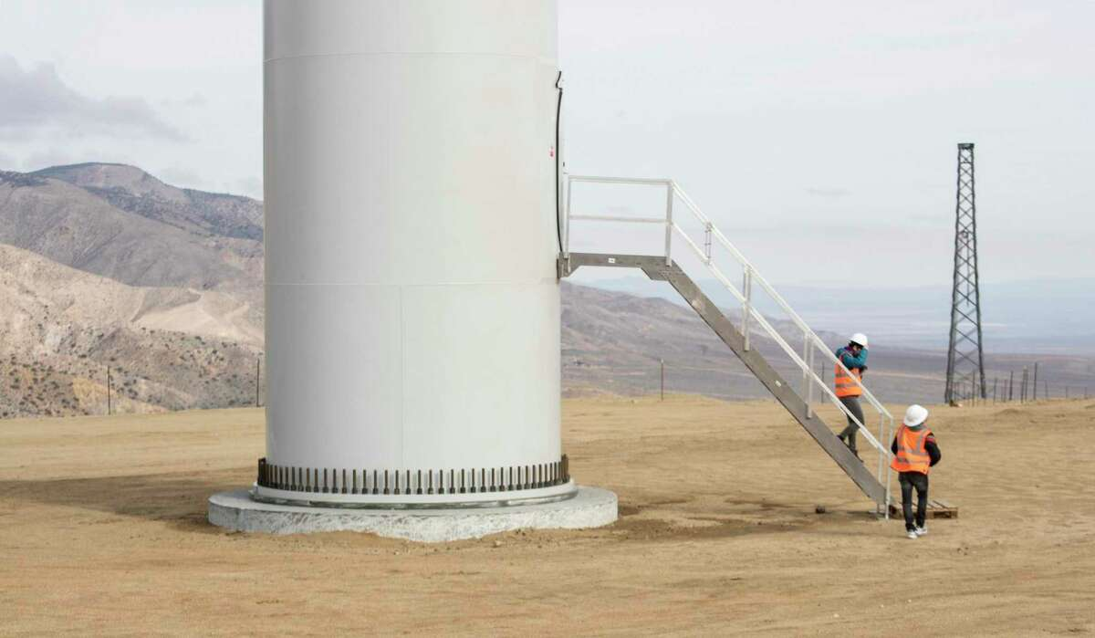 Wind turbine technicians, among the nation's fastest-growing jobs, have suffered job losses due to the pandemic.