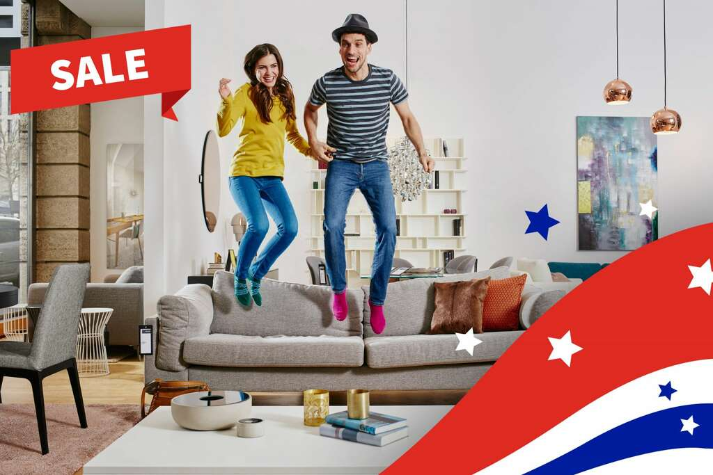You'll jump for joy over these Memorial Day furniture deals!