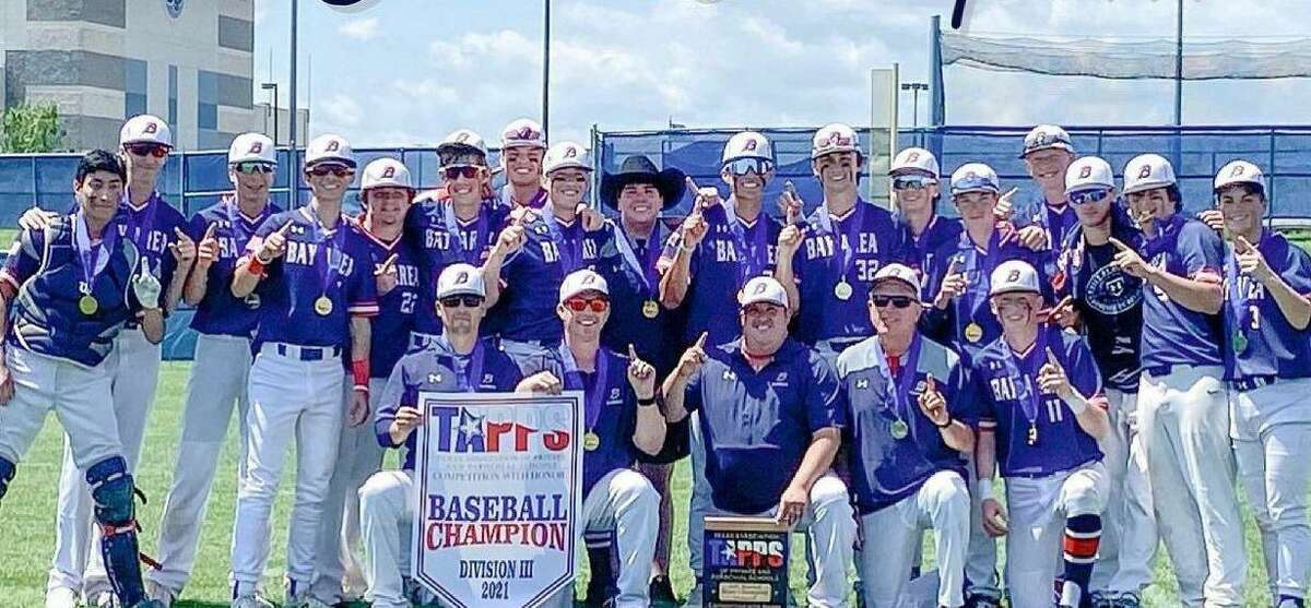The Bay Area Christian baseball team captured the TAPPS Division III state baseball championship Friday in Waco.