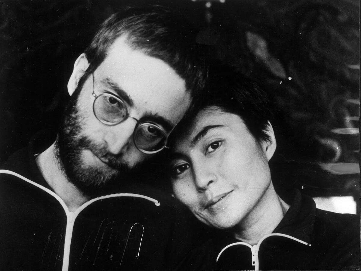 John Lennon, with Yoko Ono in 1970, was always the most honest Beatle. The dark labyrinths of his soul reverberate on