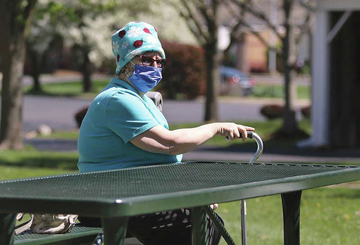 Some people have expressed feeling heightened anxiety about health and safety as Illinois starts to open up more and more amid the pandemic.