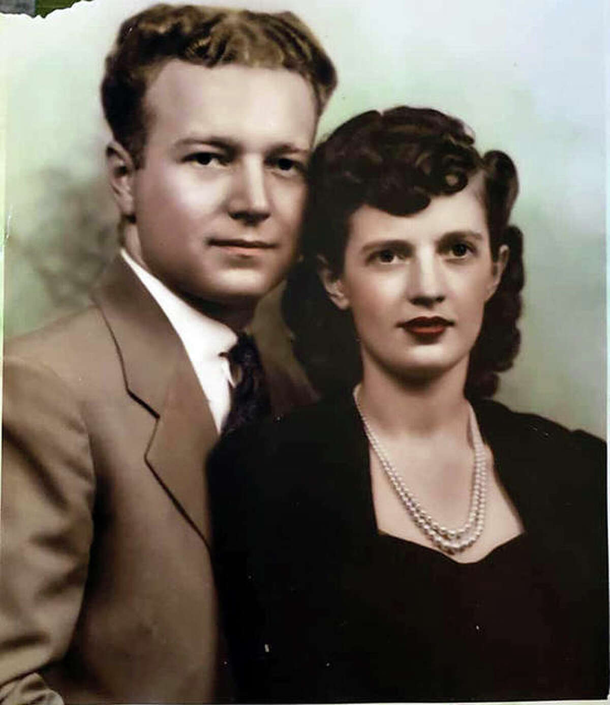 Gerald and Doris Klingel, two of the original co-owners and later owners, of Northside Dairy Haven.