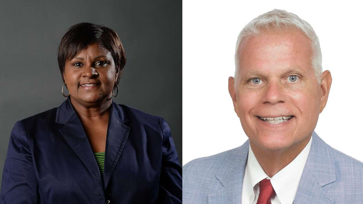 Election day is June 19 and will feature a face-off between new and old guard as Ward IV Councilwoman Robin Mouton and Beaumont businessman and radio personality Roy West lobby for the most votes.