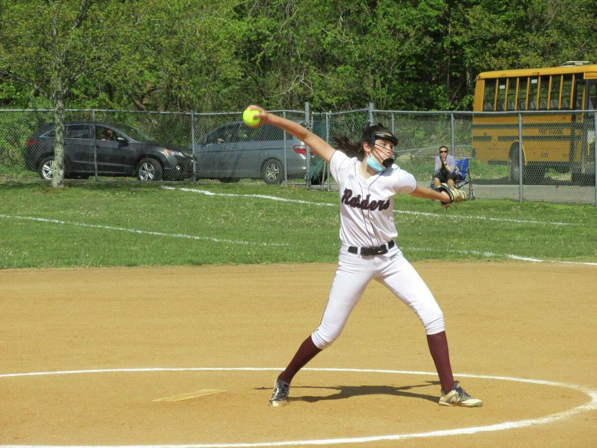 Sophomore pitcher Amelia Boulli held Watertown to four hits in a Torrington win Friday afternoon at Torrington High.