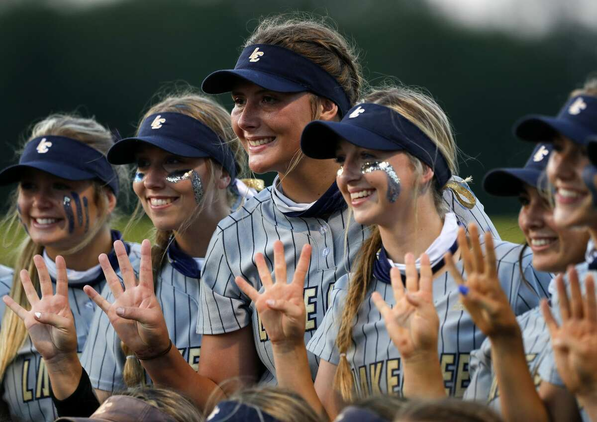 Lake Creek softball players will look at make it past round four when they face Crosby in a one-game regional semifinal matchup this week.