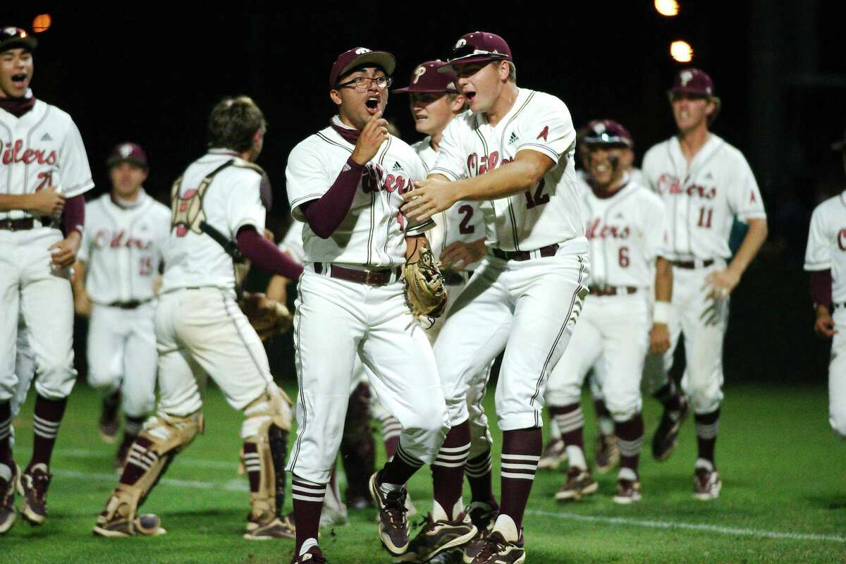 Pearland swept Humble Kingwood to advance to the Class 6A regional quarterfinals along with District 23-6A members Shadow Creek and Strake Jesuit.