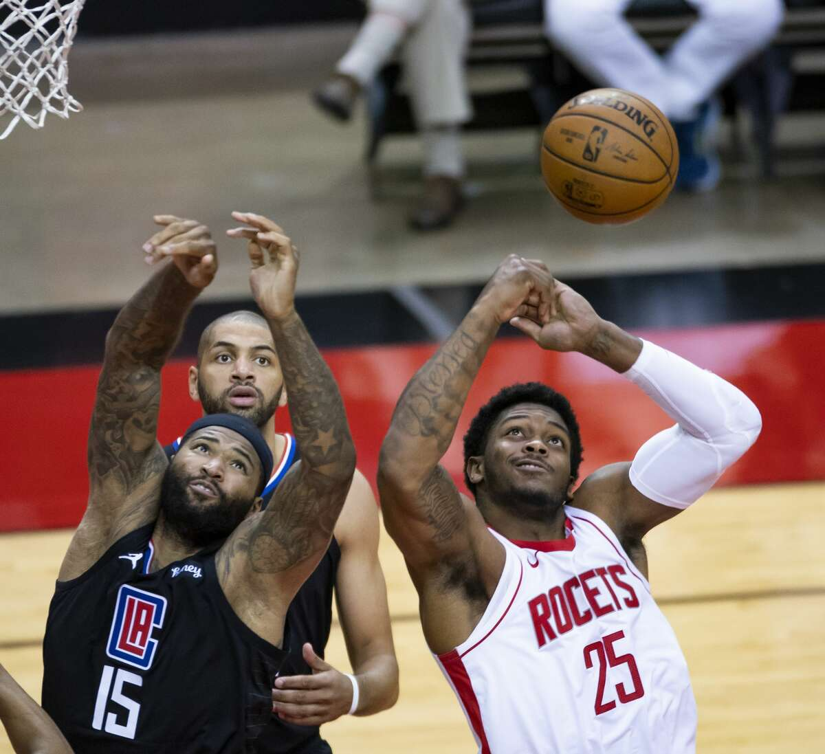 Cameron Oliver got a brief cup of coffee with the Rockets this spring, signed toward the end of the season after playing in Australia.