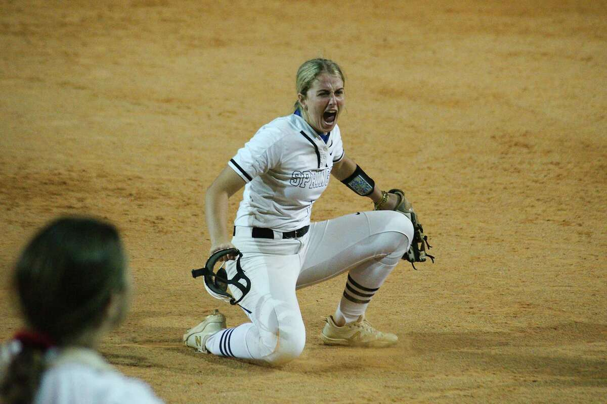 Clear Springs' Emma Strood has been selected most valuable player of the District 24-6A softball team.