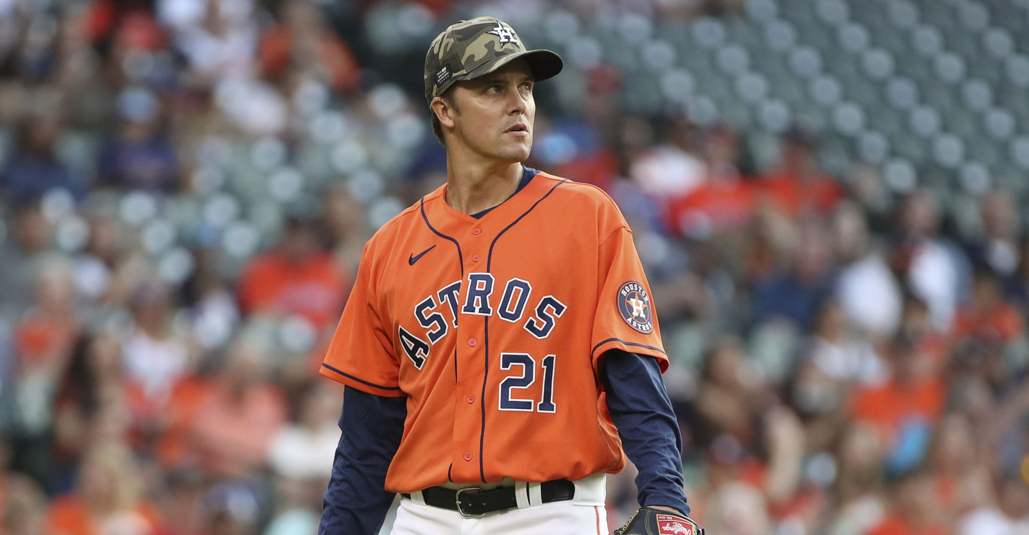 Astros insider: Zack Greinke's rebound outing