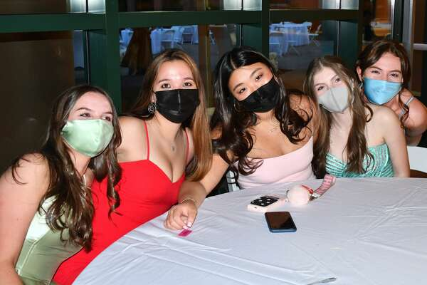 Staples High School in Westport held the first of two prom nights on May 14, 2021. Due to the pandemic, students were split up into two groups, with the second night of prom on May 15. Were you SEEN on night one?