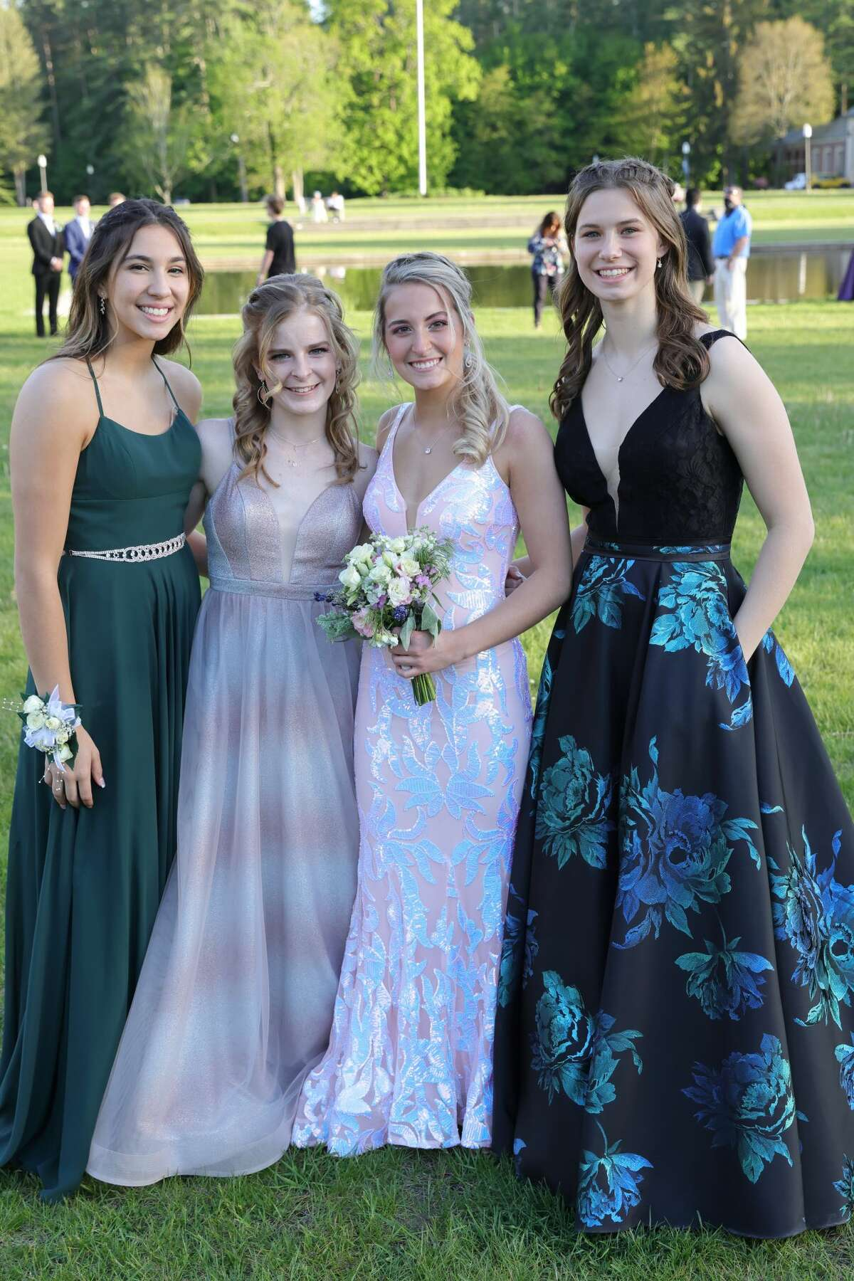 Were you Seen at the Burnt Hills-Ballston Lake Junior-Senior Prom at the Hall of Springs in Saratoga Springs on Friday, May 14, 2021?