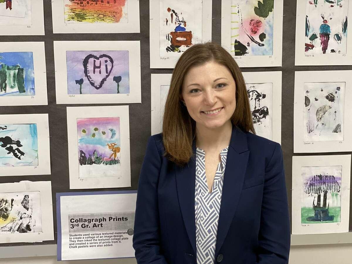 Keri Rosher, new principal