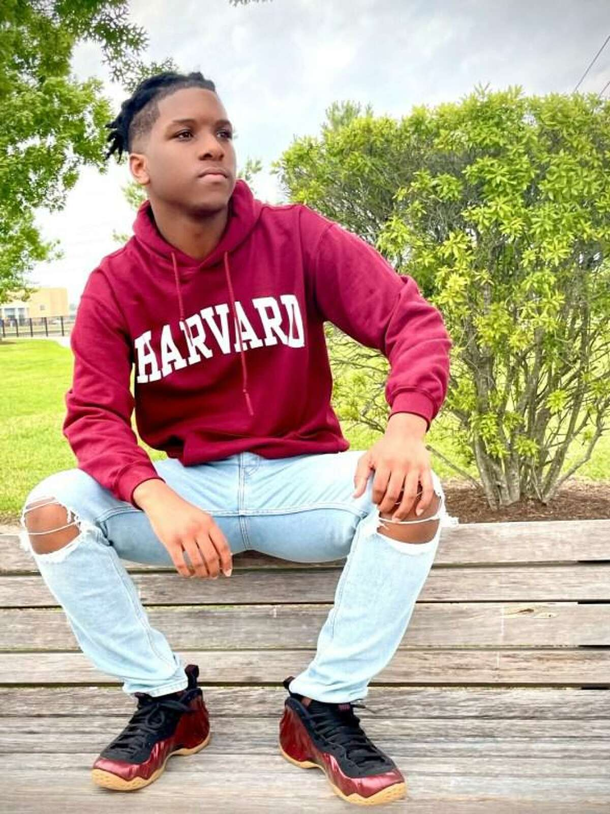 Da'Vion Tatum, Westfield High School's valedictorian, applied to seven Ivy League universities and was accepted to all of them, plus four other top colleges.