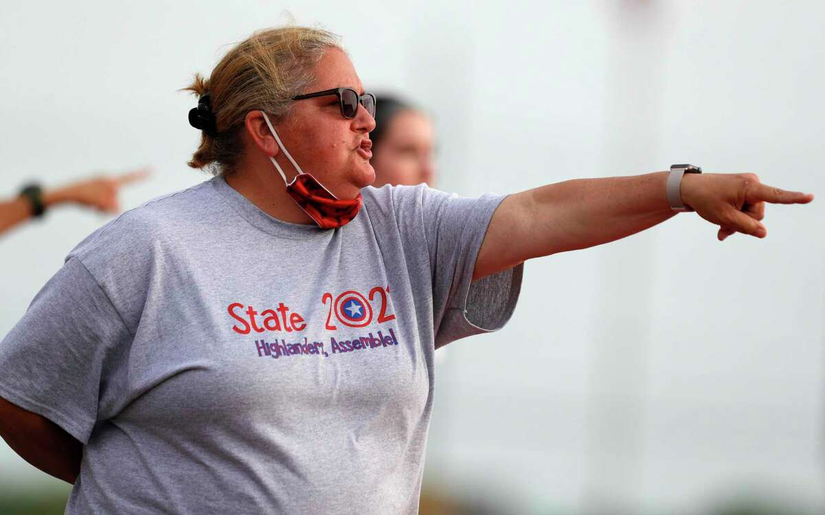 The Woodlands head coach Dina Graves is The Courier's Coach of the Year.