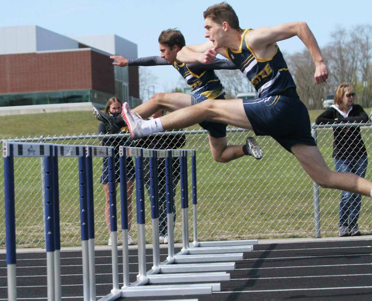 The Manistee track and field team, both the boys and the girls, were crowned Lakes 8 Conference champions on Friday at the Manistee Community Track. (Dylan Savela/News Advocate)