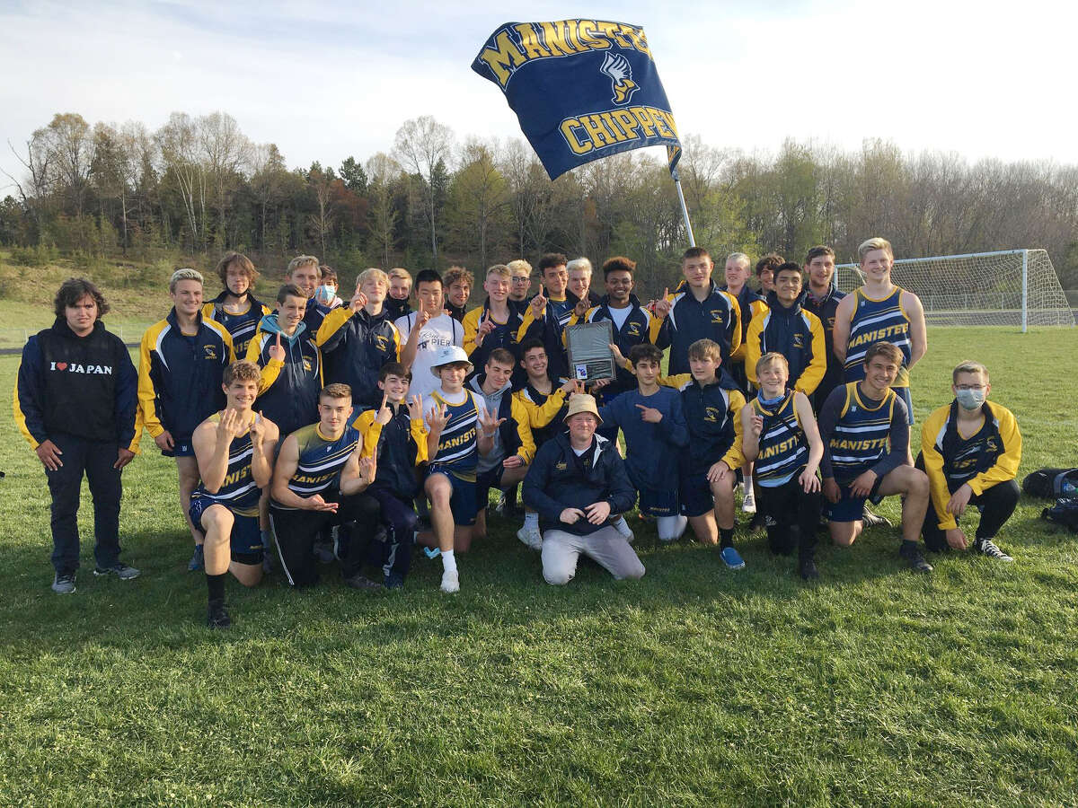 The Manistee track and field team, both the boys and the girls, were crowned Lakes 8 Conference champions on Friday at the Manistee Community Track.
