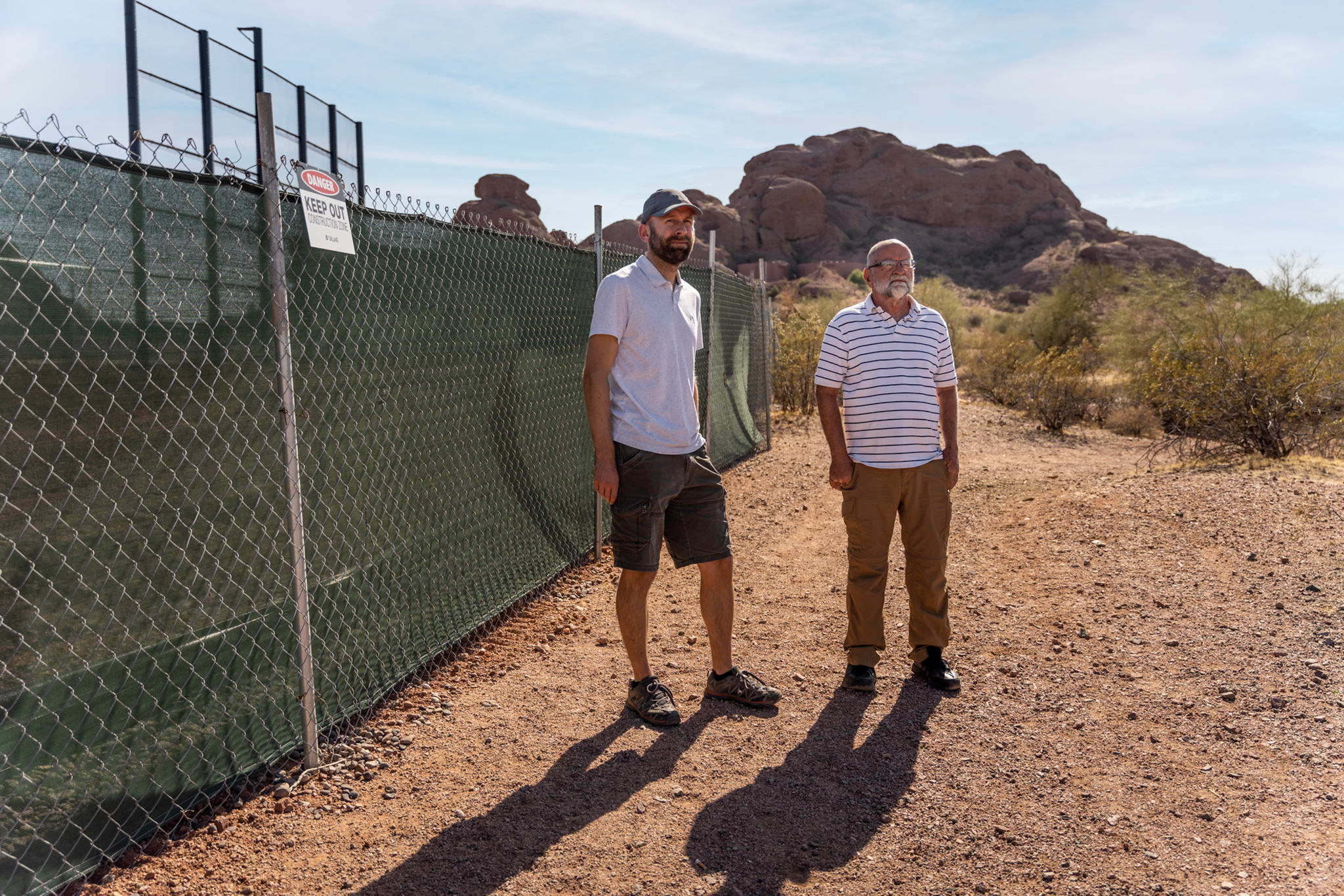 How the Giants triggered an Arizona lawsuit about public parks