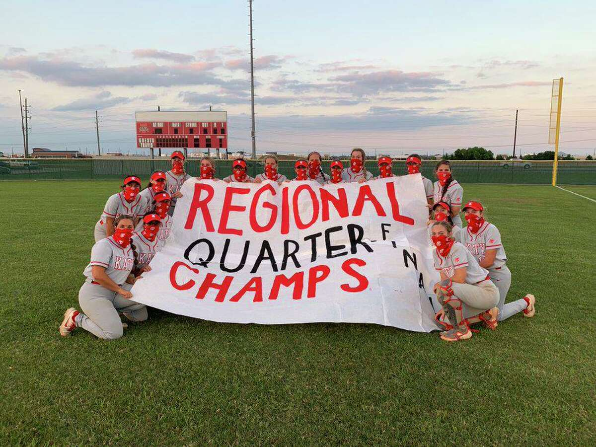 The Katy softball team remained undefeated in the postseason with a 9-1, 10-3 sweep of Travis in the Region III-6A quarterfinals. The Tigers face Clear Springs in the semifinals.