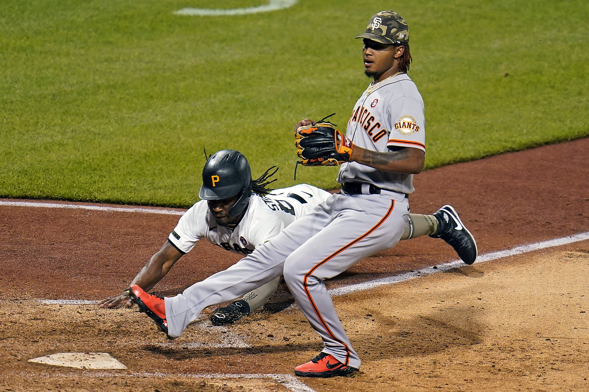With Giants' bullpen struggling, Camilo Doval moved to lesser role
