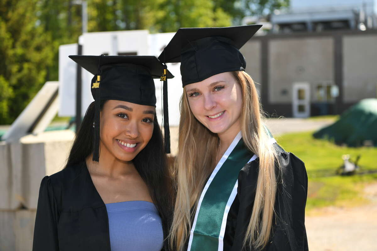 Where you SEEN at Hudson Valley Community College's 67th Commencement Ceremonies on May 15, 2021, at Hudson Valley Community College in Troy, N.Y.