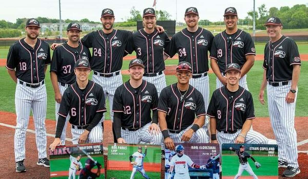The SIUE senior class was honored before the start of Sunday's game against Murray State at Roy E. Lee Field in Edwardsville.
