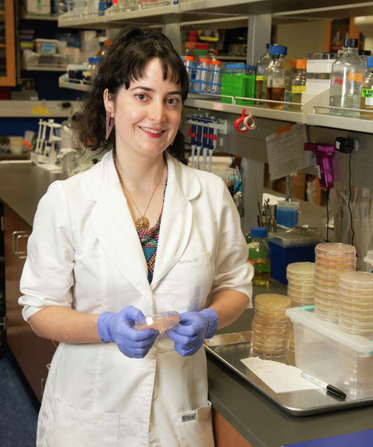 Susanne DiSalvo at Southern Illinois University Edwardsville has received the National Science Foundation CAREER Award totaling $463,557.