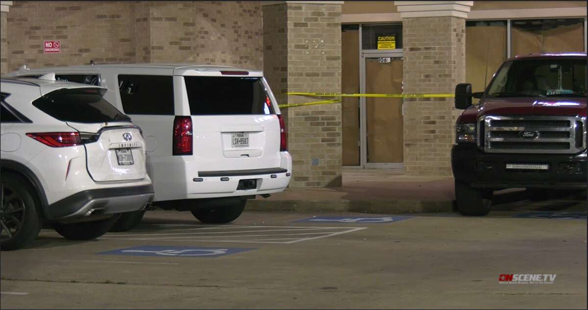 Police arrived at the Charlo Boxing & Fitness Club on Saturdayto find a man dead inside from multiple gun shot wounds.