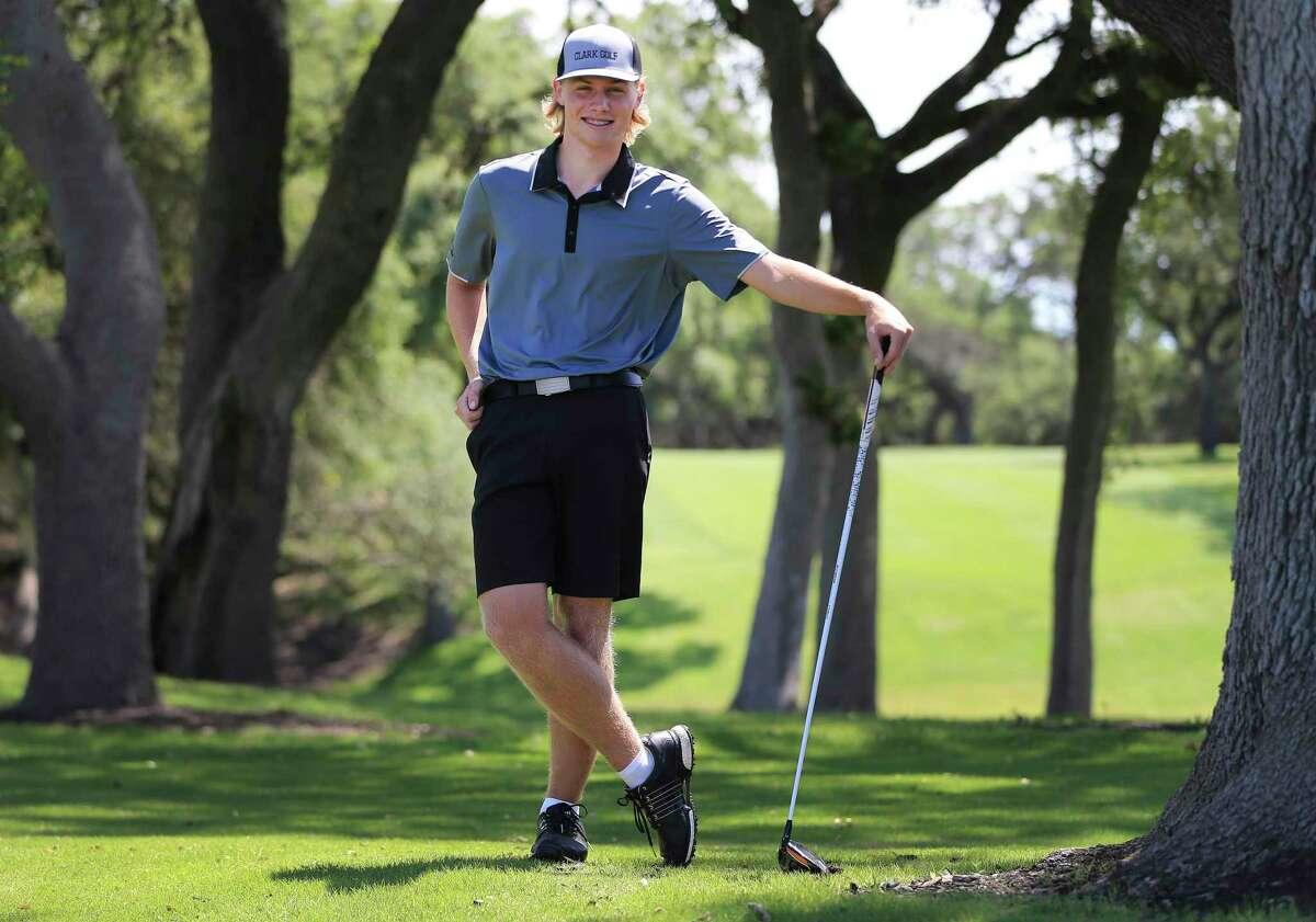 Clark High School golfer Garrett Endicott will be competing in the upcoming state golf tournament.