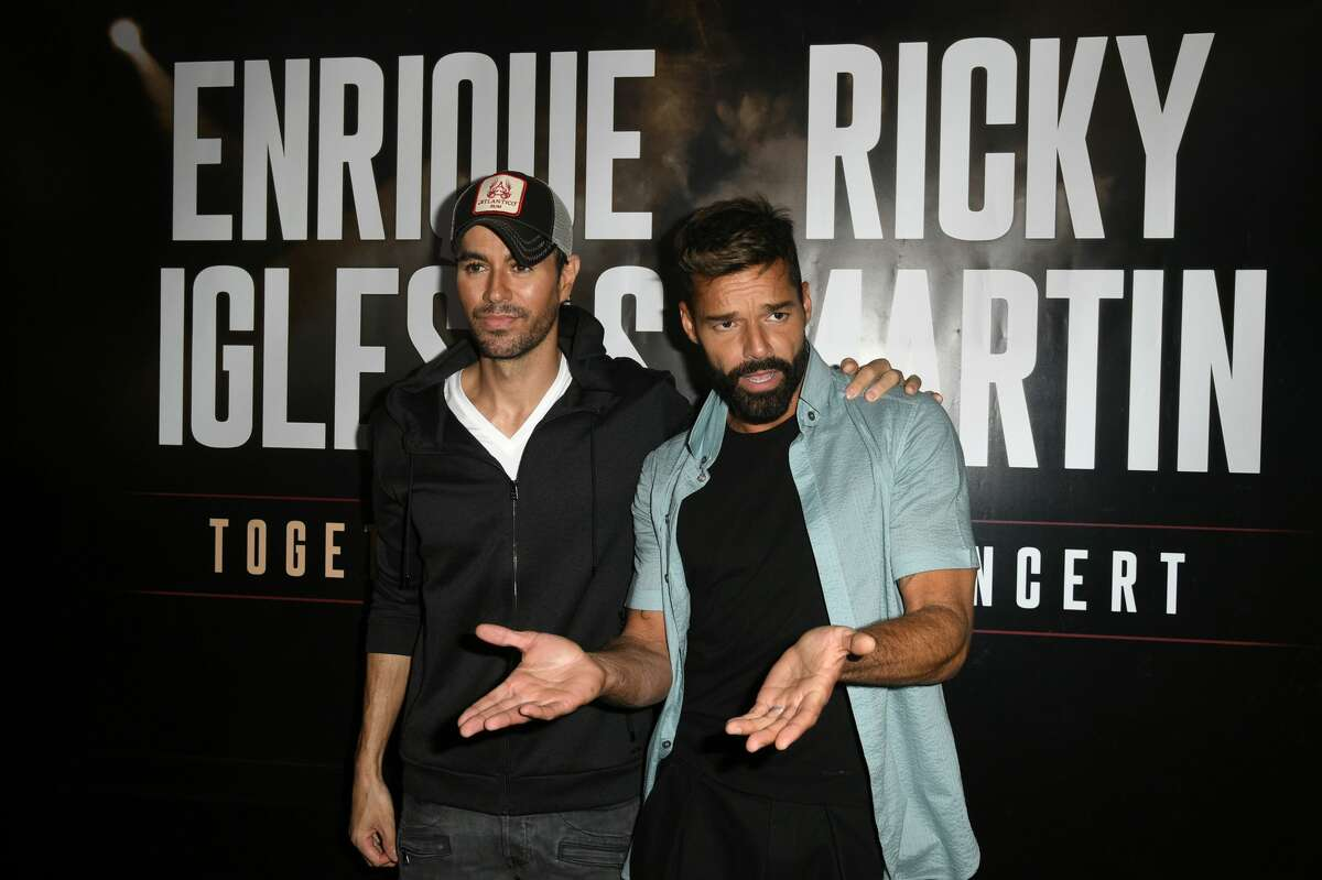 SPANISH POP In 2020, Latin pop icons Ricky Martin and Enrique Iglesias were slated to play the AT&T Center on 9/11. It was going to be a night for the ages, then well...you can fill in the blanks on what happened next (COVID-19, of course). This fall however, the pair have recently announced a new date at the stadium venue, bringing all the Spanish hits that set your heart ablaze to San Antonio on November 6, 2021. Tickets on sale now.
